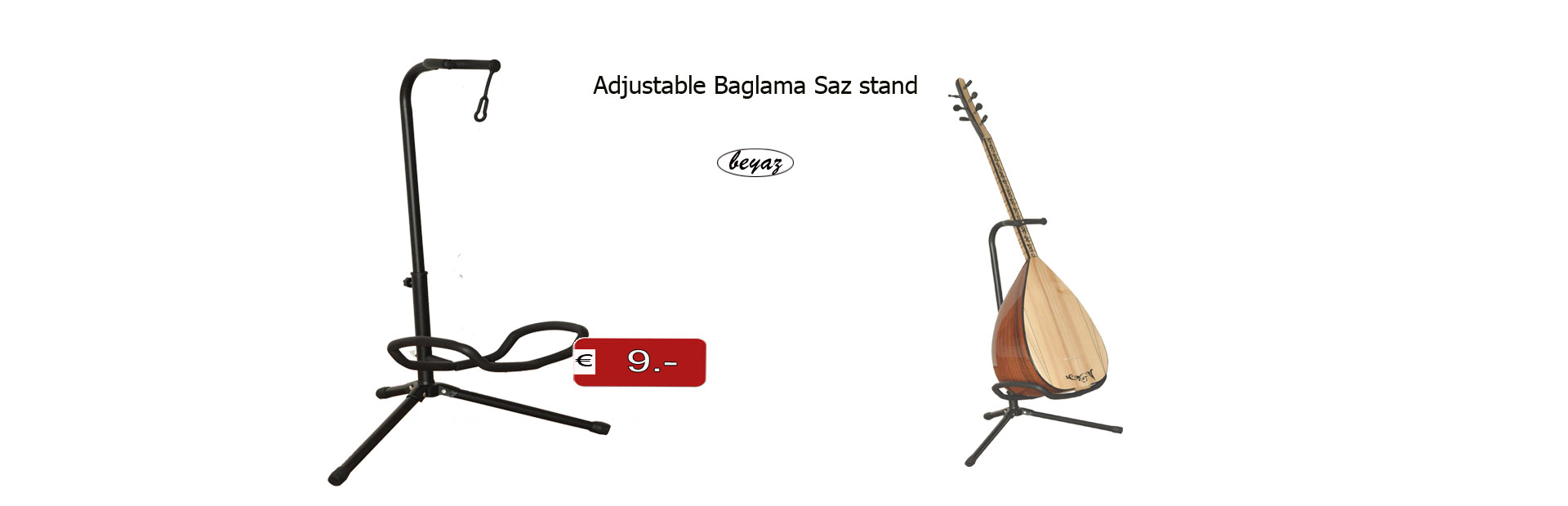 Baglama Saz Stand