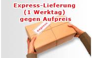 Express-Lieferung (1 Werktag) gegen Aufpreis