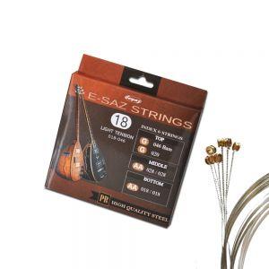 Electric Saz Strings E-Saz Baglama Saiten E-Saz Telleri