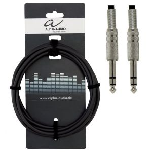 Gewa Peac Line Alpha Cable Instrumentenkabel Stereo
