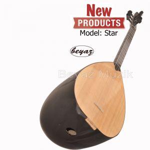 New Serie Model: Black Star Longneck