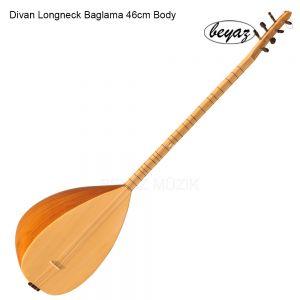 Divan Saz Baglama Langhals mit 48 cm Korpus