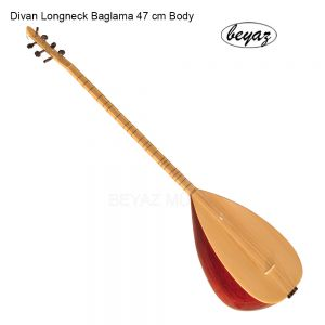 Divan Saz Baglama Langhals mit 47 cm Korpus