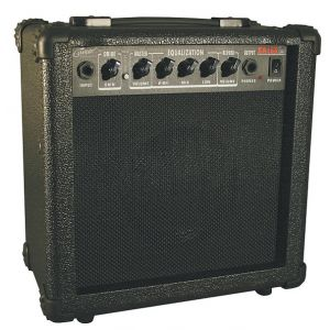 Details zu  Career CA15R Guitar Amp, Verstärker, schwarz, Reverb