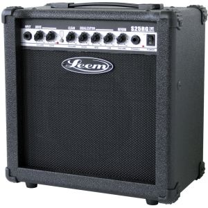 Details zu  Leem S25RG Guitar Amplifier 25W with Reverb