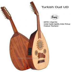 Quality Turkish Oud Ud with Pickup