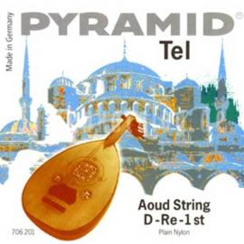 Pyramid Oud Strings Turkish Tuning
