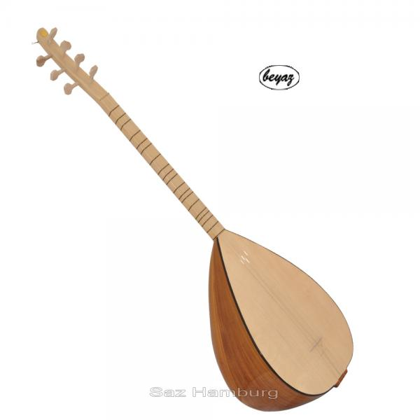 Baglama Shortneck Mulberry Wood