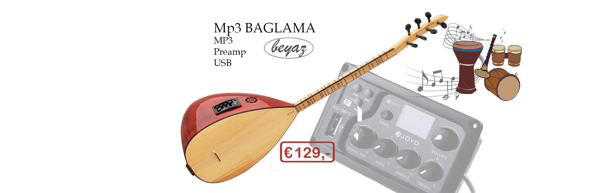 E SAZ  MP3 Joyo USB Ritimli Orkestra Tek basina