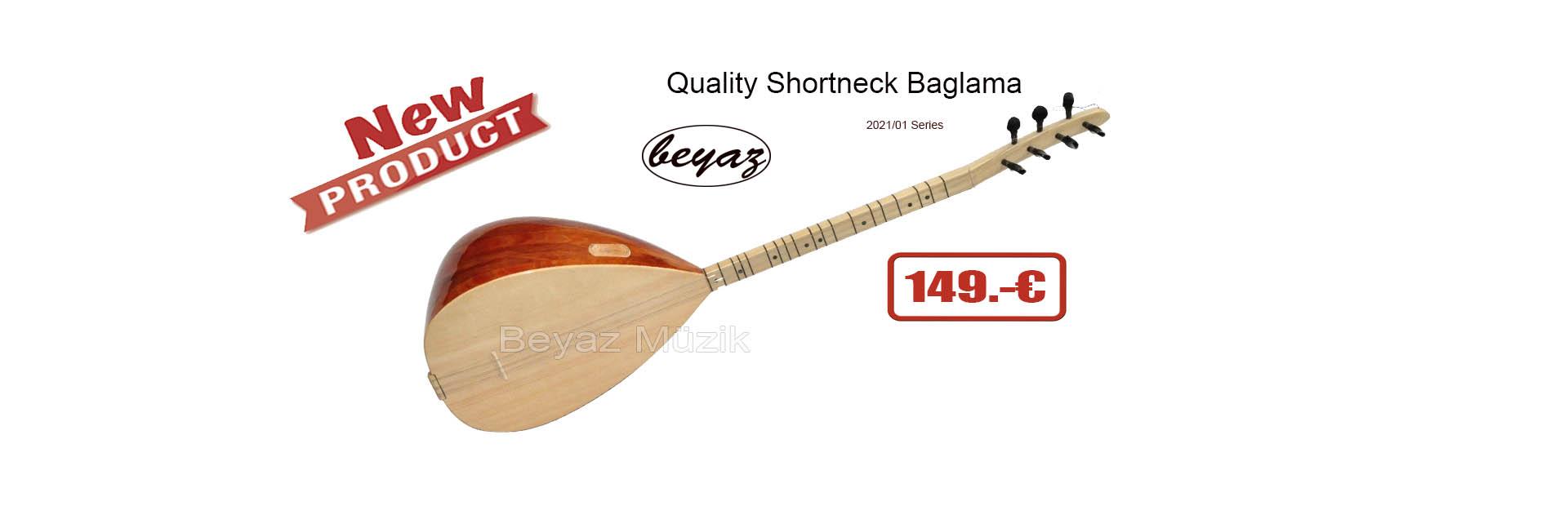 Quality Polyester Saz Baglama Shortneck